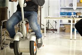 Airwheel A3 scooter
