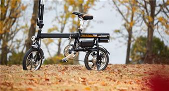 Airwheel R6 electric assist bikes review