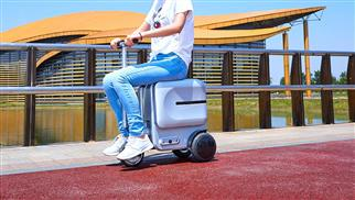 Airwheel SE3 Smart Rideable Suitcase