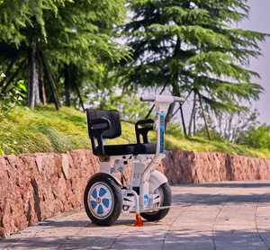 Airwhee1 A6TS Portable Folding Electric Wheelchair