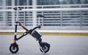 Airwheel E6 foldable dirt bikes with lithium battery