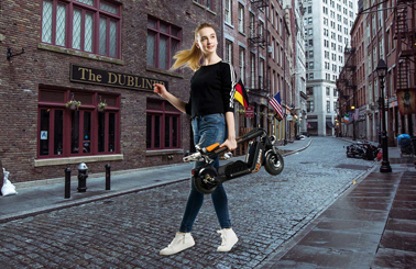 Airwheel Z5 mini electric scooter
