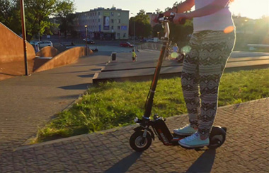 folding electric scooter Airwheel Z5