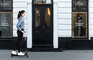 2 wheel electric scooter Airwheel Z8